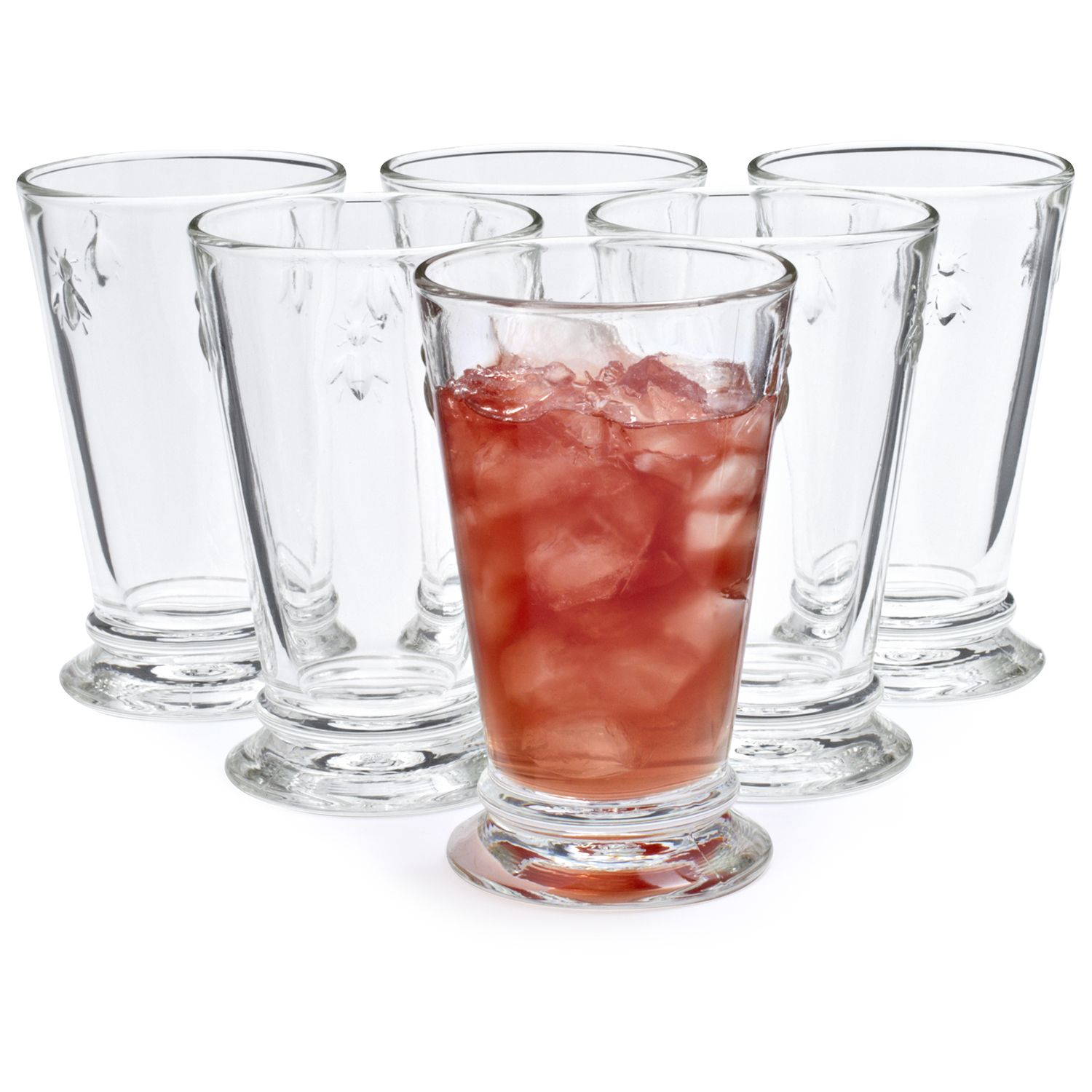 La Roch 232 Re French Bee Highball Set Of 6 In 2020 With Images Highball