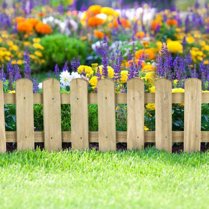 Discover A Large Range Of Affordable Garden Fencing From Poundstretcher,  Including Lawn Edging, Willow Trellis, And Garden Screening.