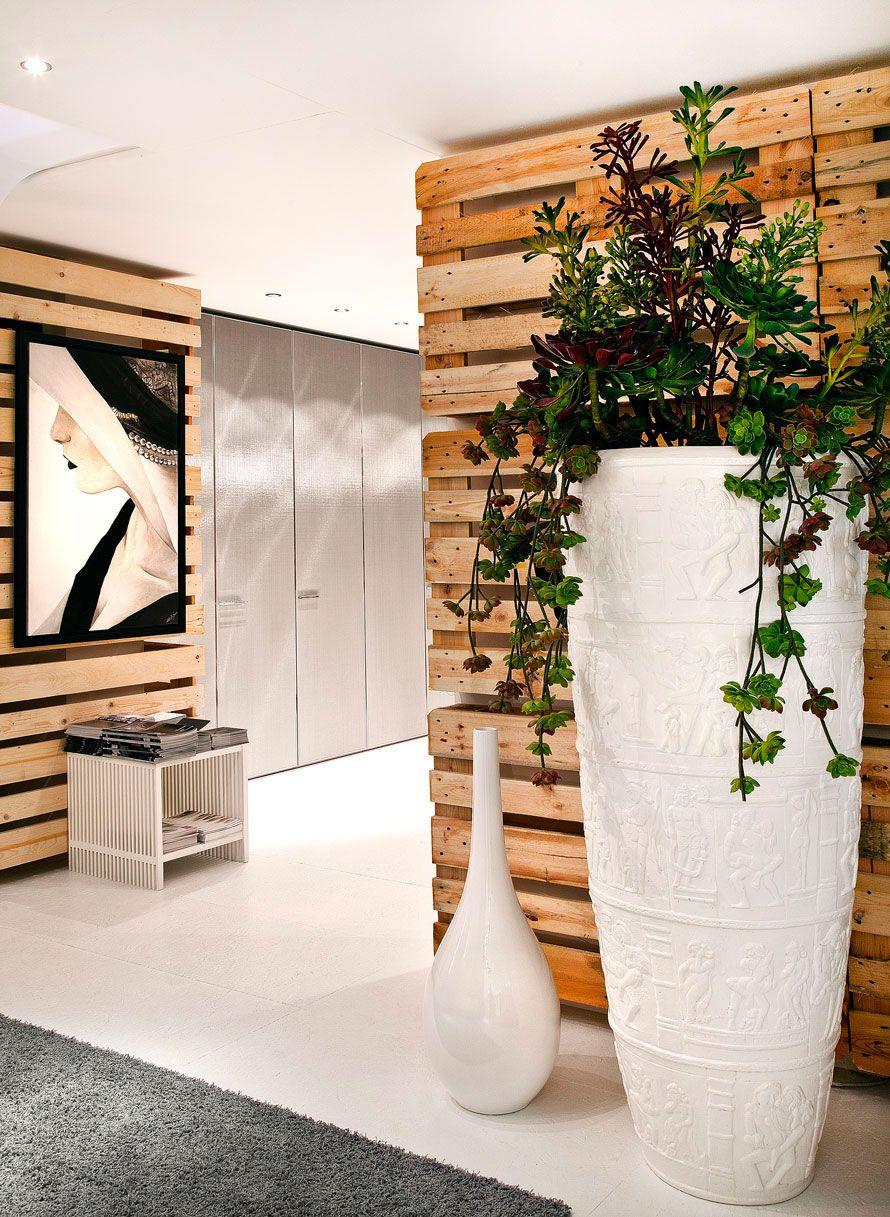 Beeindruckend Paletten Design Sammlung Von Wandgestaltung Ideen Mit Für Schlichtes Interior