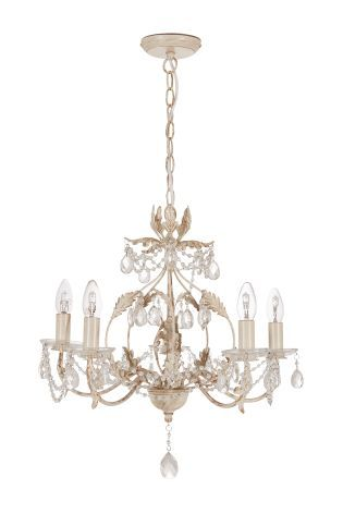 Eve 5 light chandelier from next chandler lamps pinterest eve 5 light chandelier from next aloadofball Gallery