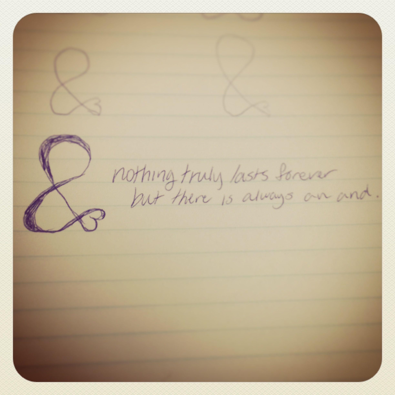 Ampersand broken infinity symbol tattoos pinterest ampersand broken infinity symbol biocorpaavc Gallery