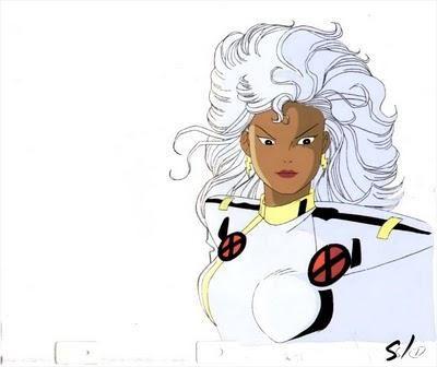 Storm From X Men Top 10 Black Female Cartoon Characters Black Girl