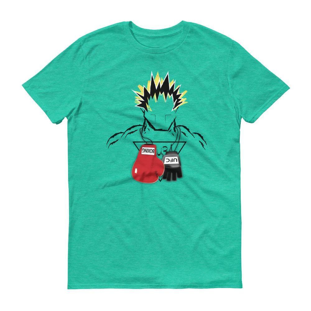 Fight Fit Short-Sleeve T-Shirt