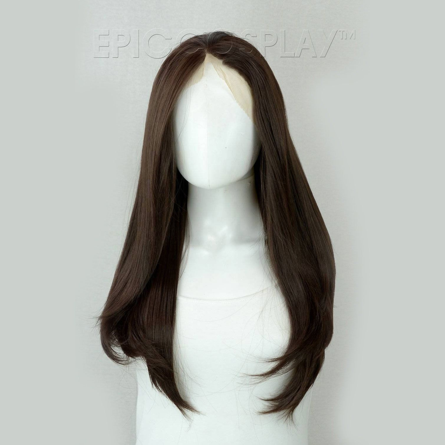 Scylla Dark Brown Wig In 2020 Brown Wig Wigs Lace Front Wigs