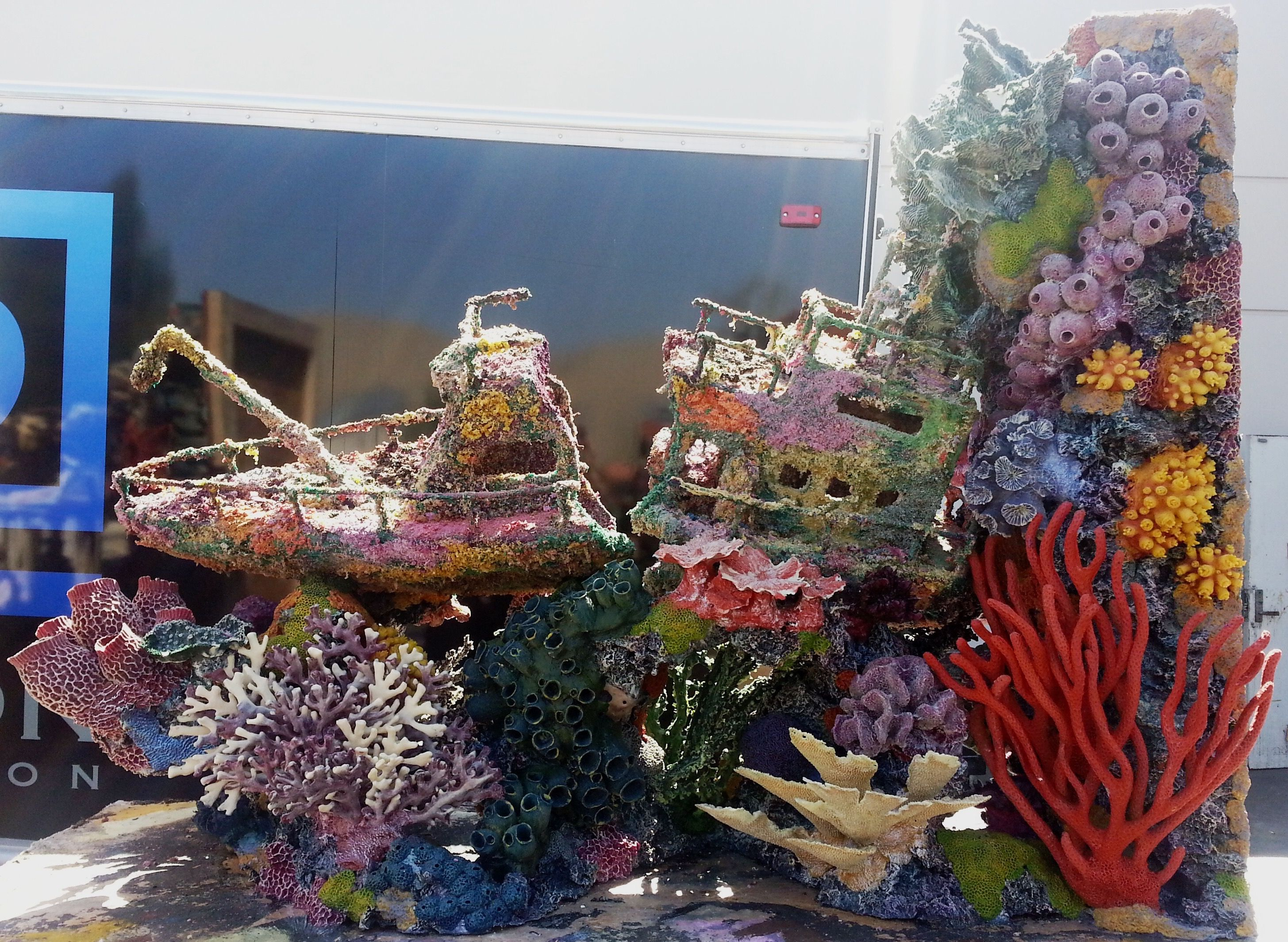Holiday decor image by poseidon Construction on shipwreck ...