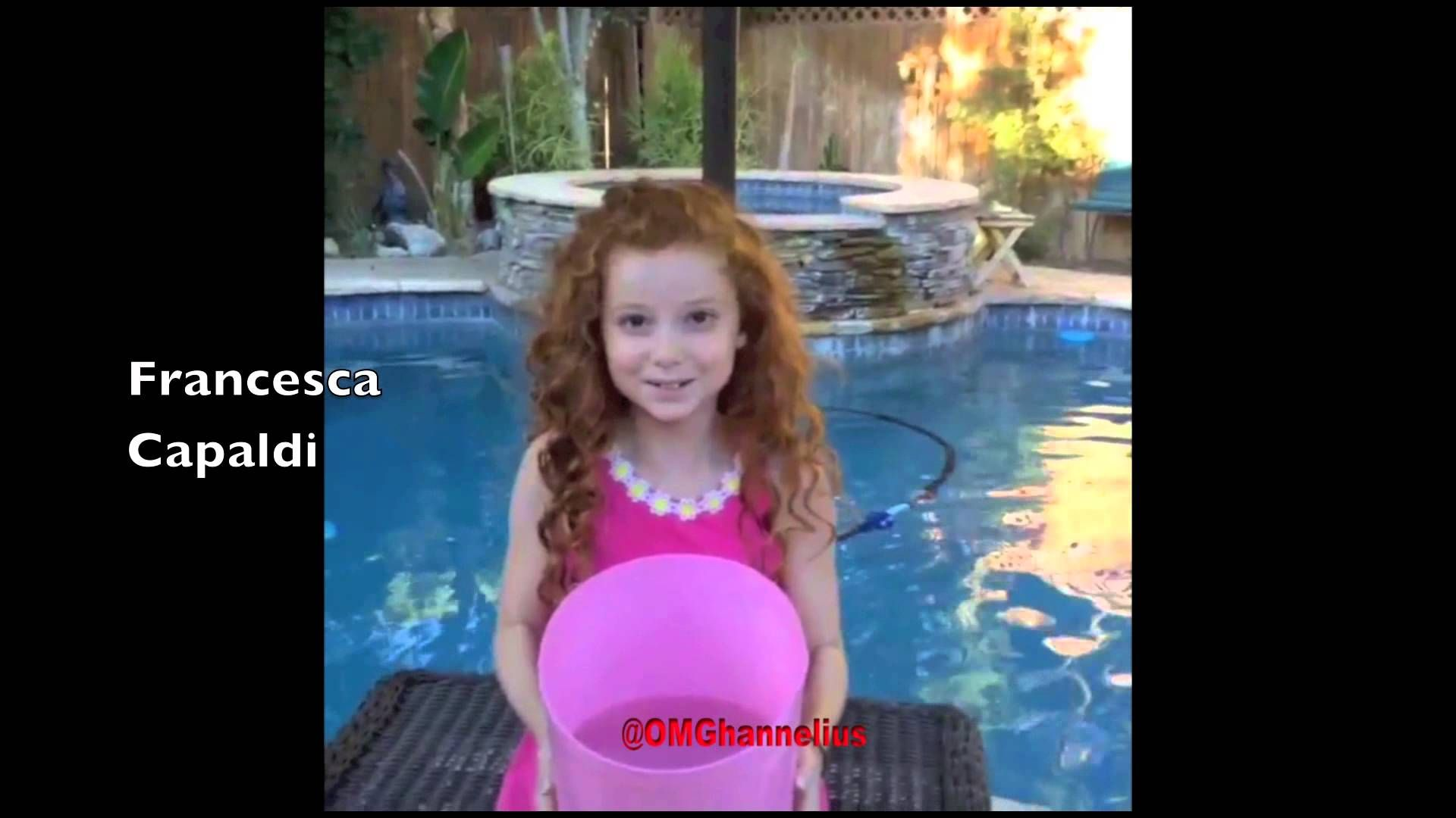 Disney Stars Past Present Als Ice Bucket Challenge G Hannelius Zac