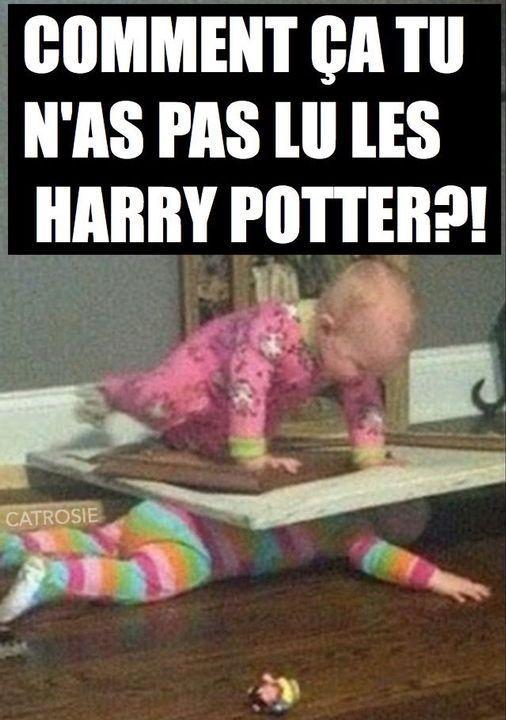 Mèmes Harry Potter 2 – ·19#