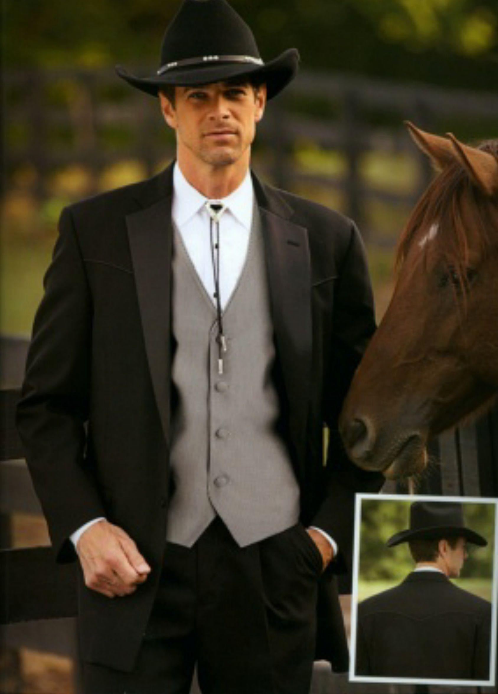 western wedding wear for men Formal Wear for Men & Women