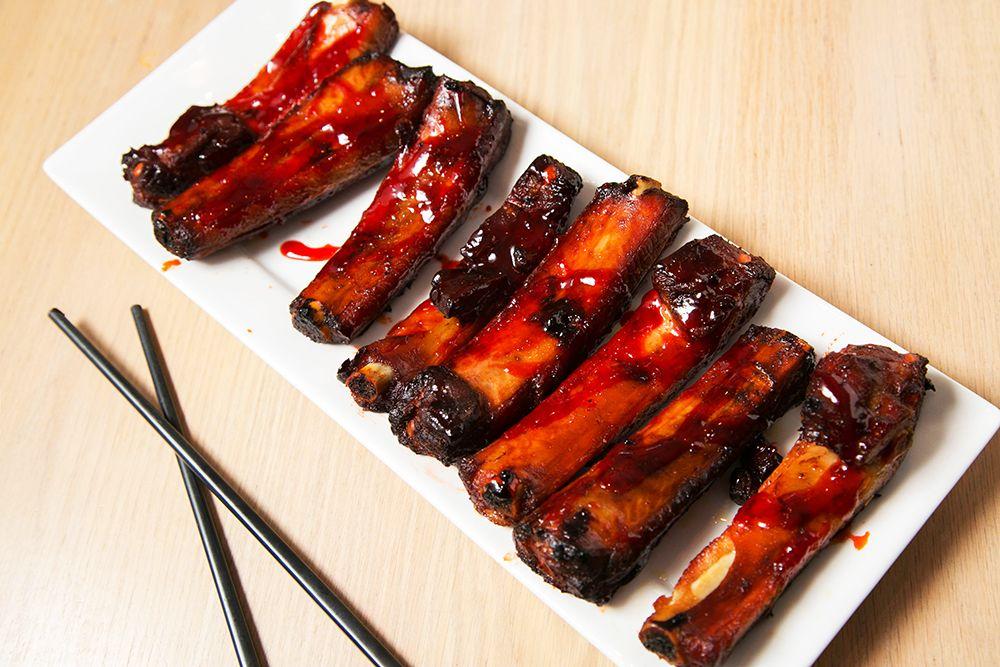Relishing a Chinese 'Char Siu' Rack of Spareribs Recipe