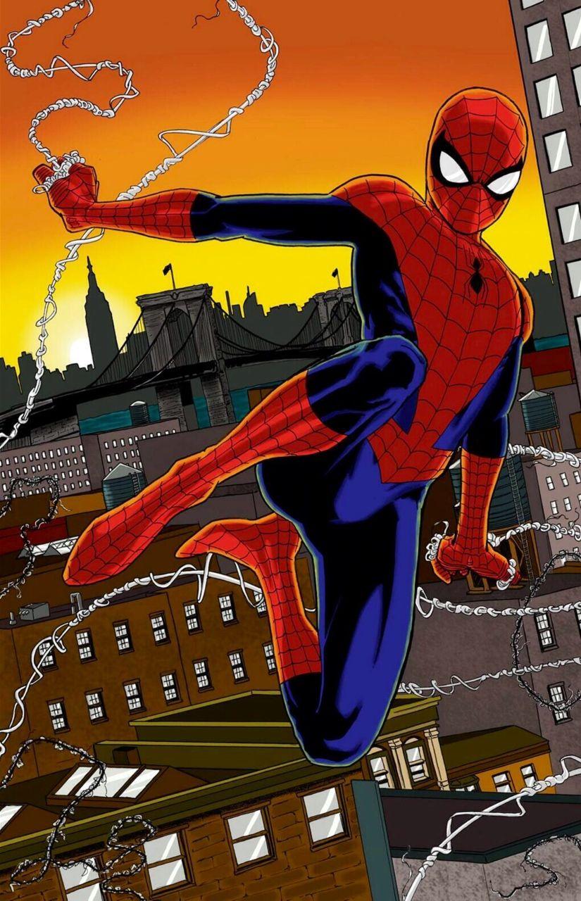Spider-Man - Rob Vellone