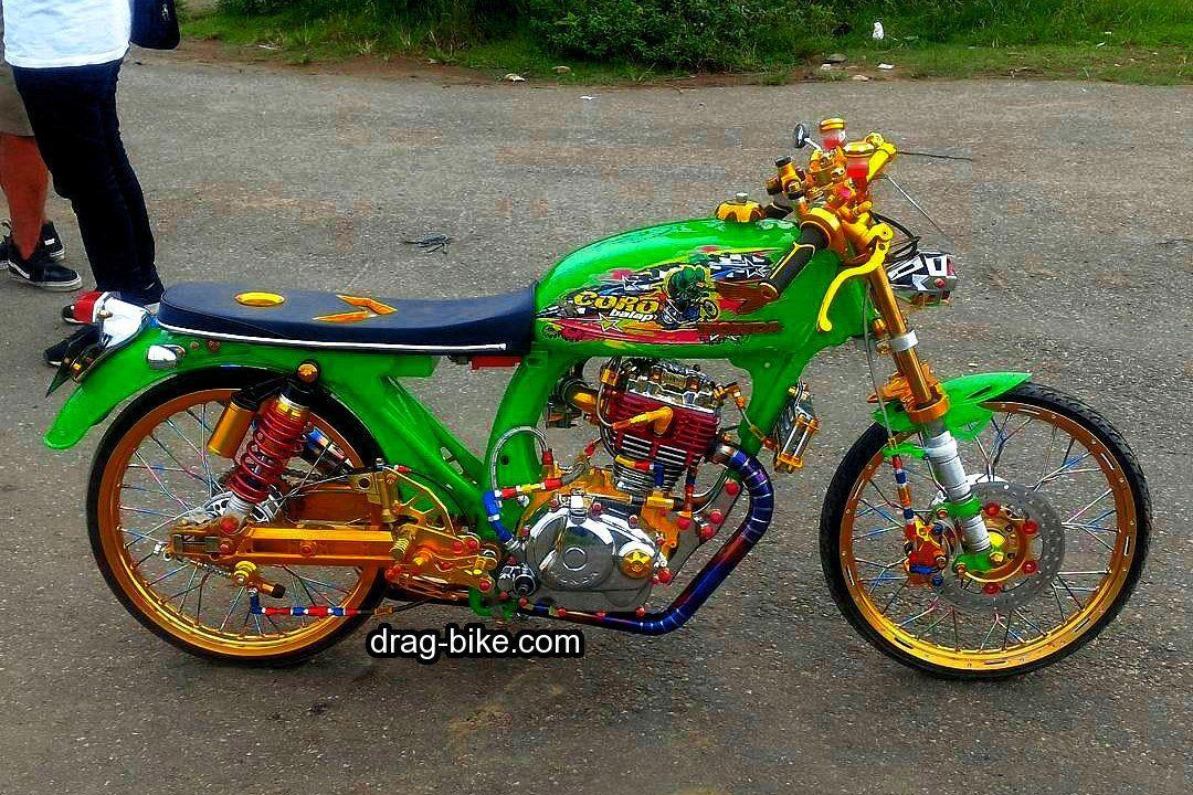 51 Foto Gambar Modifikasi Motor Cb 100 Terbaik Kontes Drag Bike Com Motor Gambar Artis