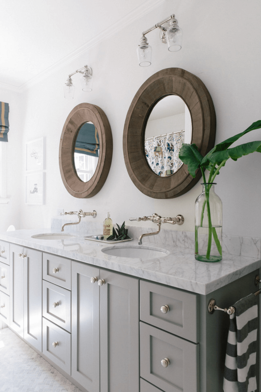 Best Bathroom Mirror Ideas For A Small Bathroom