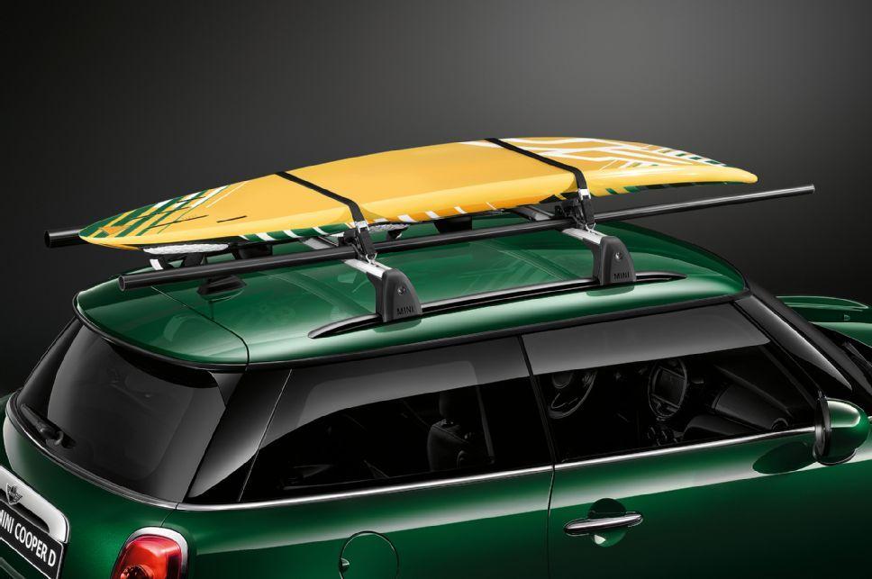 2014 Mini Hardtop Surfboard Holder Roof Rack Photo 317530