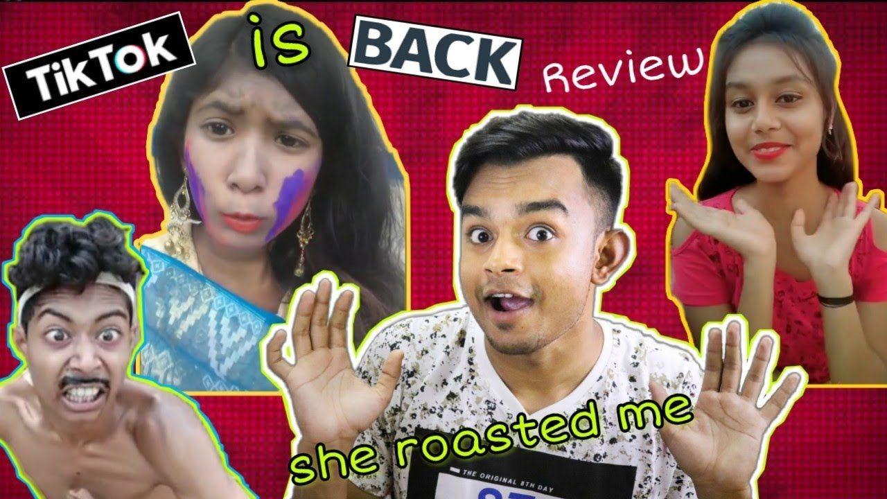 Youtube downloader Tiktok is Back Mamoni review she