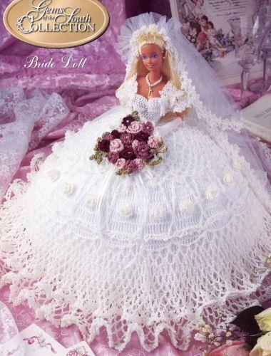 10+ Ineffable Creative Crochet a Doll Ideas #bridedolls