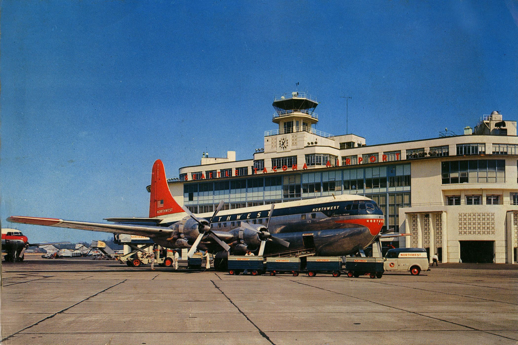 Fly Back To The 1950s Northwest S Seattle Tokyo Route Using This