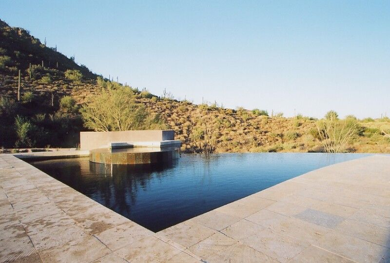 Pool And Spa Designs Swimming Pools Designs Infinity Pool Design