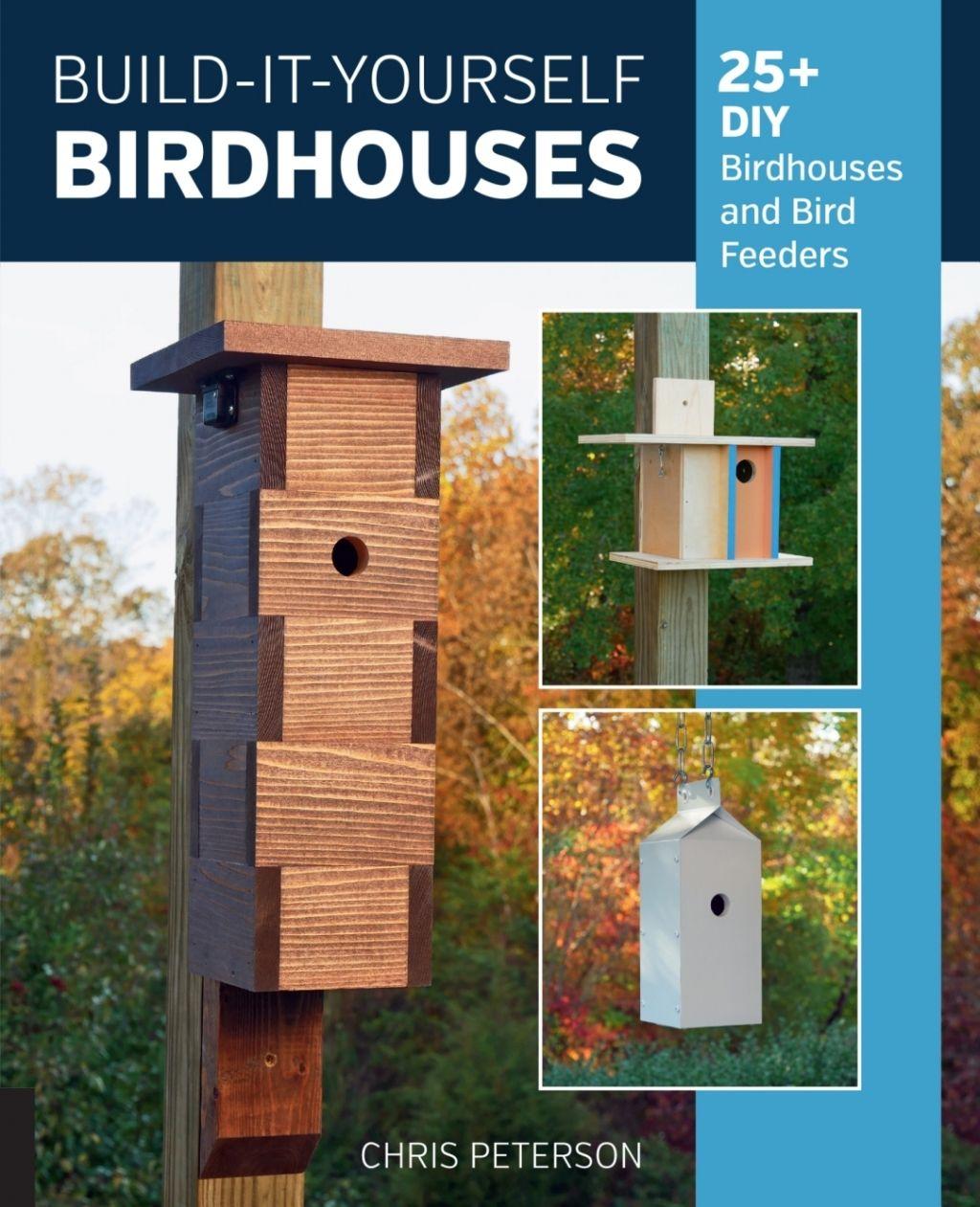 BuildItYourself Birdhouses (eBook) in 2020 Bird houses