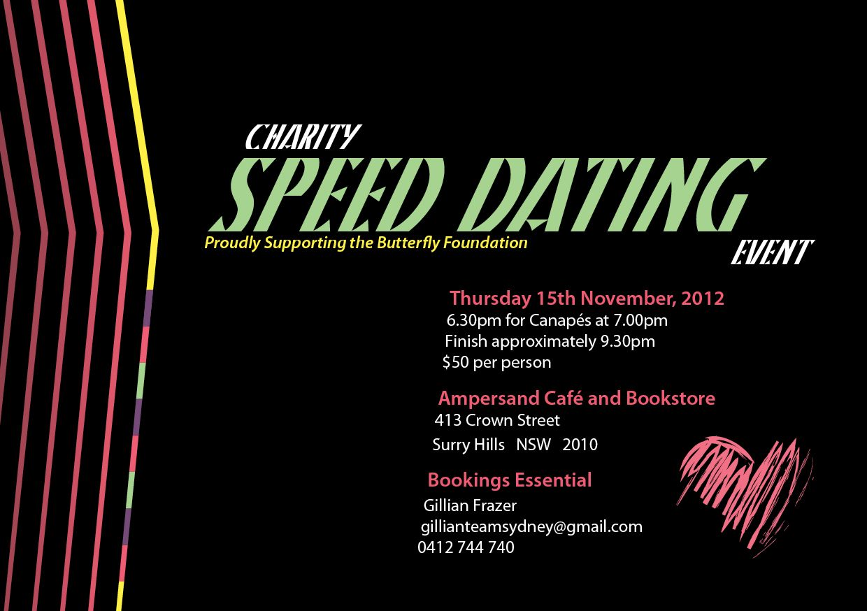 Speed ampersand dating