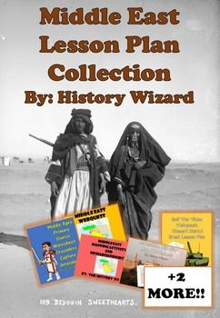 Middle East Lesson Plan Collection 7 Lessons Middle east Middle