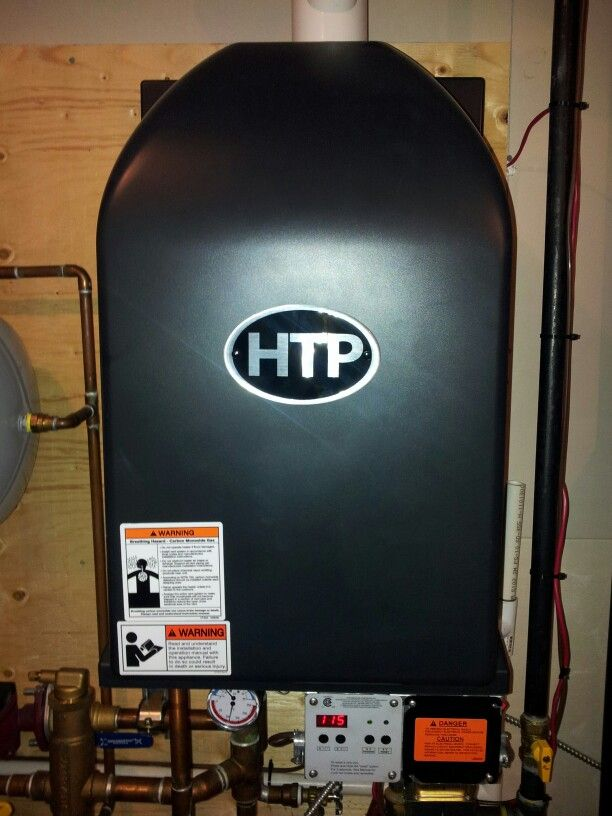 HTP, Heat Transfer Products, high efficiency condensing boiler ...