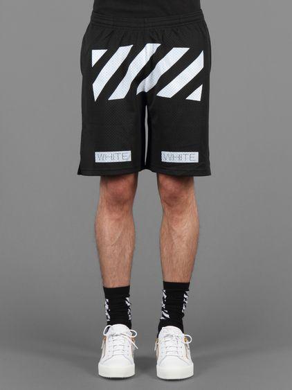 pantaloni nike off white