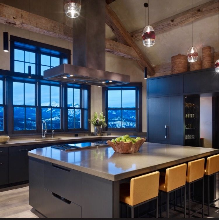 Top 10 Most Beautiful Rustic Kitchens Ever! #RusticRoundUp