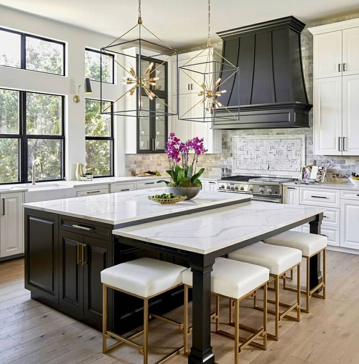 Home Design Ideas Classy: Neat, Clean And An Oh So Classy Kitchen Design .