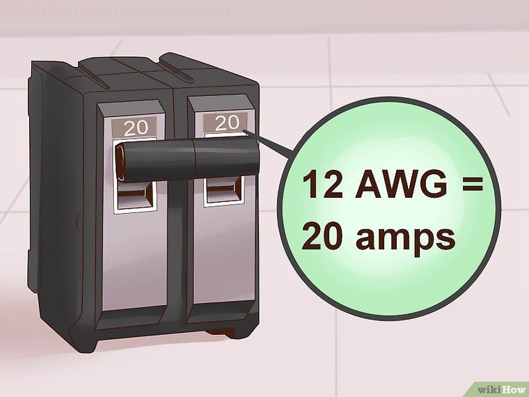 how to add a breaker switch with pictures wikihow electricidad rh za pinterest com how to add a circuit breaker switch how to add a circuit breaker switch