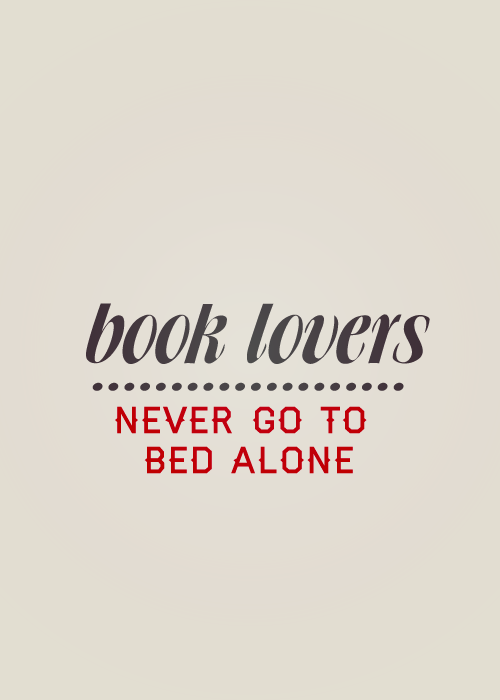 book lovers  @M. C.
