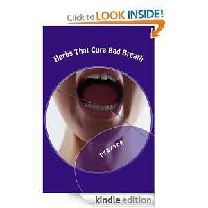 how to get rid of chronic bad breath naturally