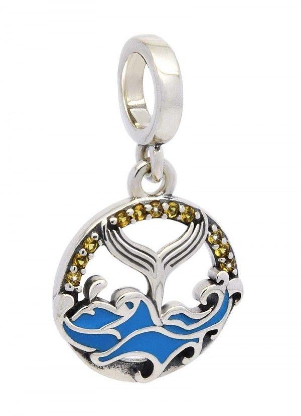 2002ee293f7 Berloques Prata e Joias - Comprar Berloque em Prata Berloque de prata  mergulho da