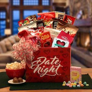 Family Flix Movie Night Gift Box | Etsy