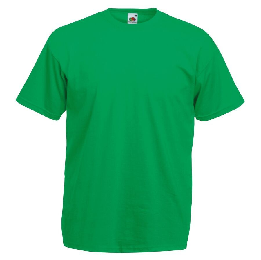 Fruit of the Loom Valueweight Short Sleeve Camiseta para Hombre Pack de 10