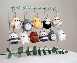 Amiballs 4 in 1 in 2020 Christmas crochet patterns