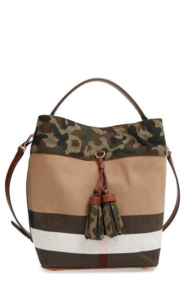 aee5758f1bf Burberry Burberry  Medium Ashby  Bucket Bag available at  Nordstrom Mode  Urbaine