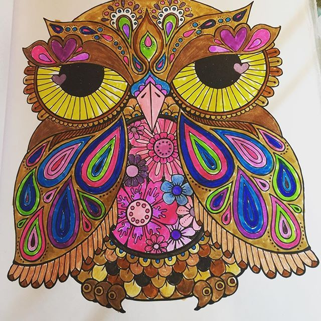 ArtistAngelea Van Dam Book Majestic Animals Majesticanimalscoloringcollection Coloringbook Adultcoloringbook