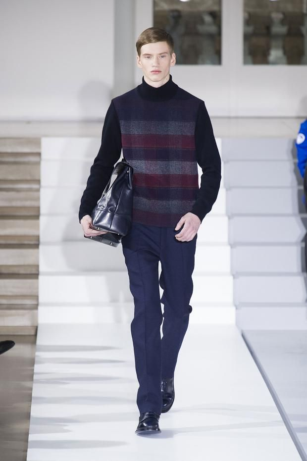 Jil Sander Autumn (Fall) / Winter 2013 men's