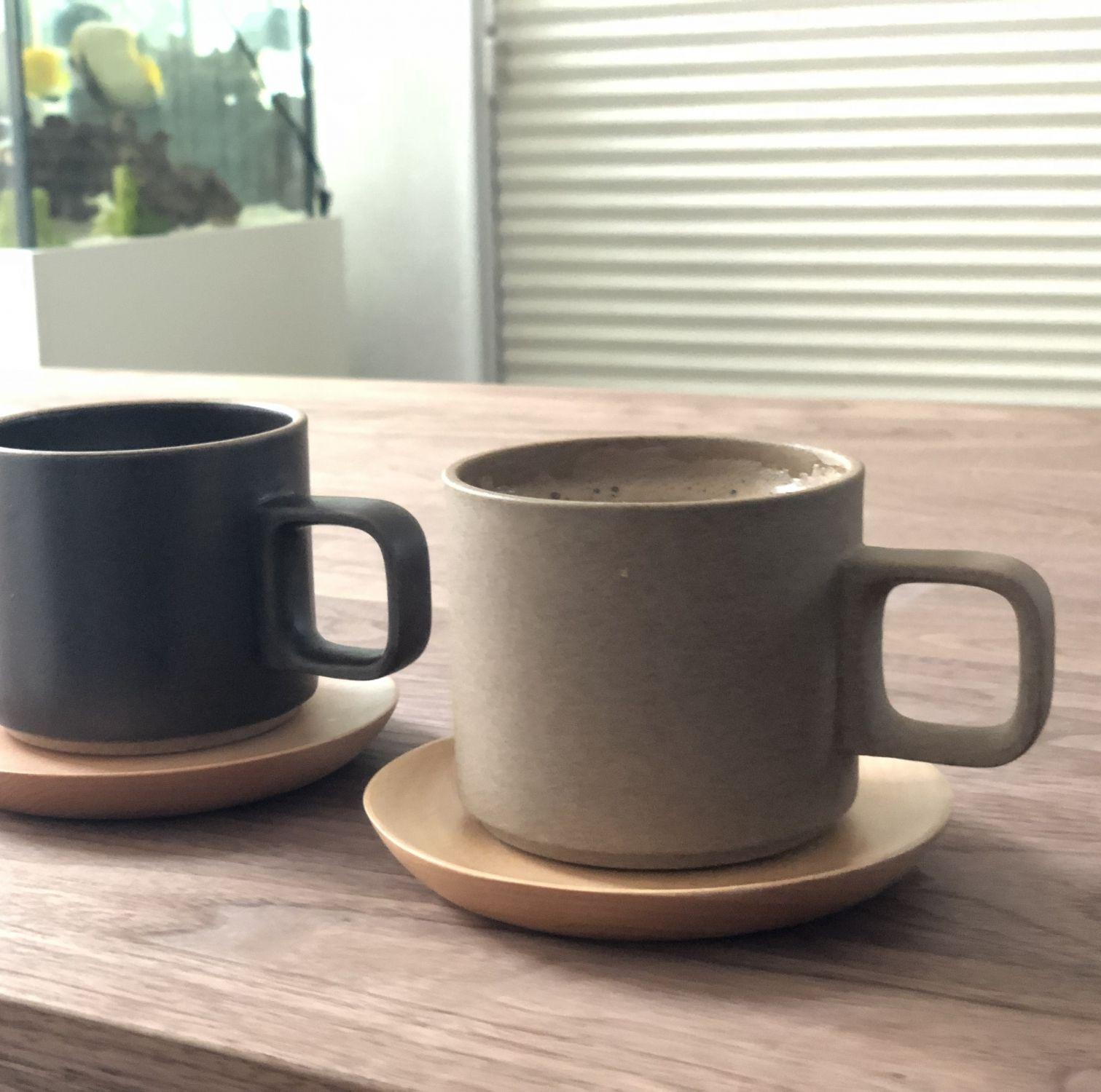 憧れのハサミポーセリンのカップ シンプルなライン 素材感 全てにおいてパーフェクト 惚れ惚れします オリジナル写真 ハサミポーセリン 食器 マグカップ