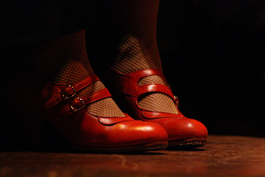 Harley Einhander Quinn On Redheads Ballet Shoes Shoe Imagepost 1