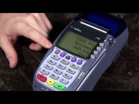 Batching Verifone Vx570 Terminal How To Batch Out A Credit Card Machine Credit Card Machine Free Credit Card Credit Card