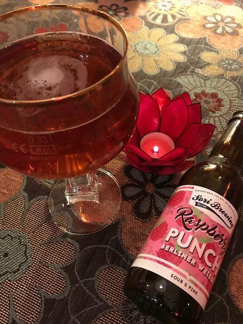 Sori Brewing Raspberry Punch Berliner Weisse