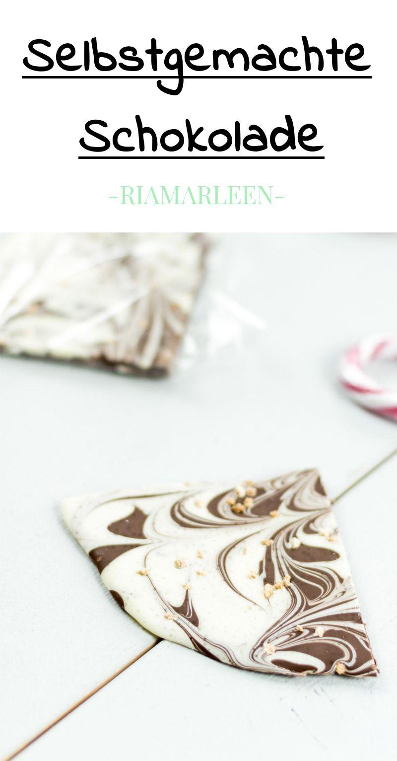 Schokolade selber machen - schönes und günstiges Geschenk ...