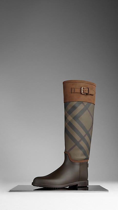 Boots Rain Boots Boots Burberry Shoes En n0vzawwqx