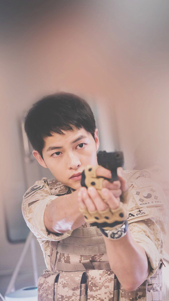 Song Joong Ki 2016 Descendants Of The Sun