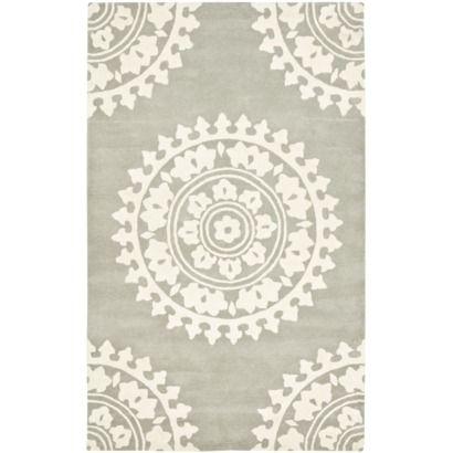 Soho wool area rug