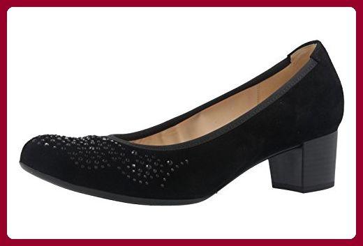 check out d804d 6f138 GABOR - Damen Pumps - Schwarz Schuhe in Übergrößen, Größe:43 ...