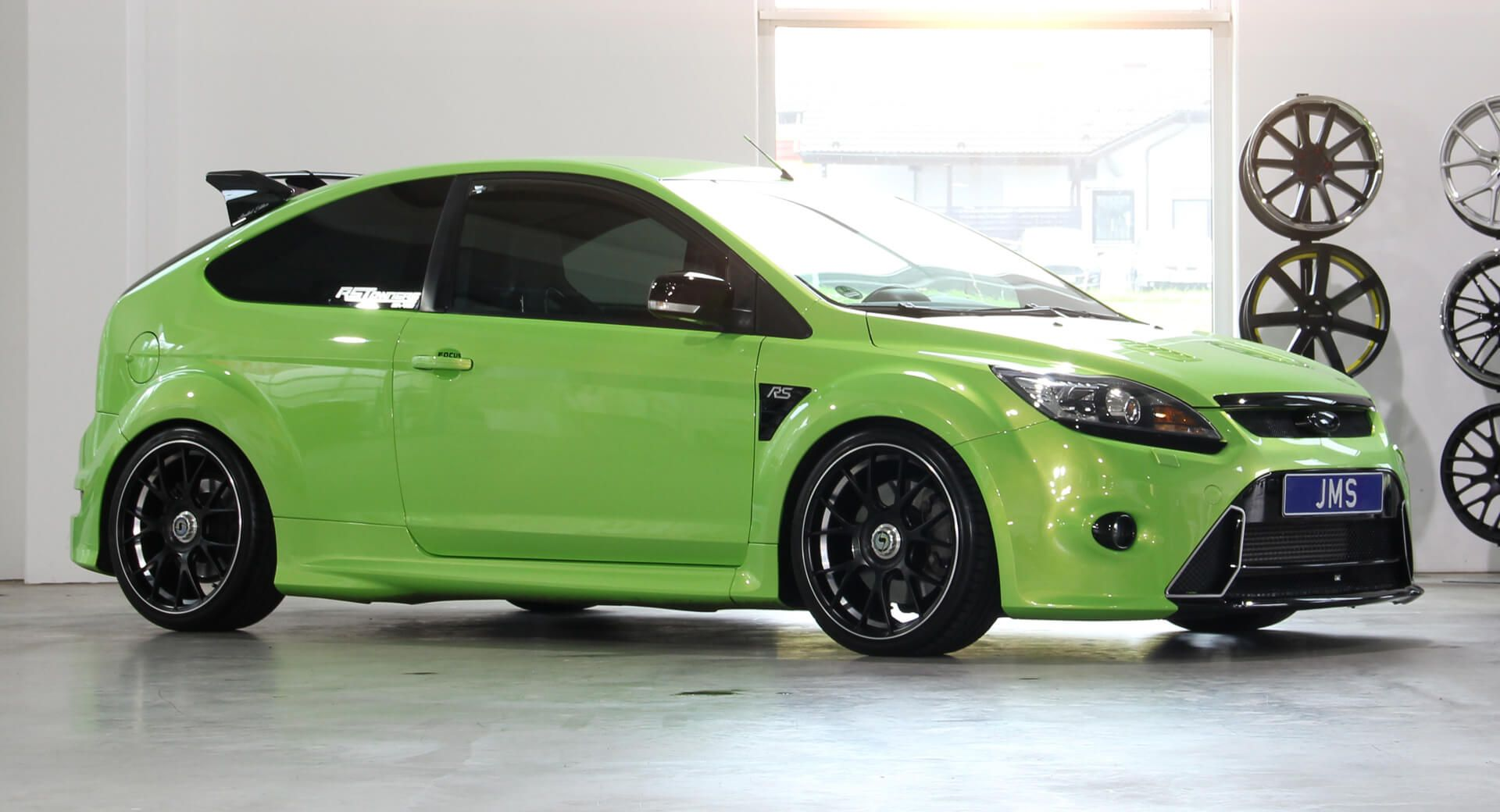 Ford Focus Rs Mk2 Gets Some Fine Tuning From Jms Ford Fordfocusrs Jms Tuning Cars Carsofinstagram Carporn Carlifestyle Carnewsnetwork Carswithoutlimit In 2020