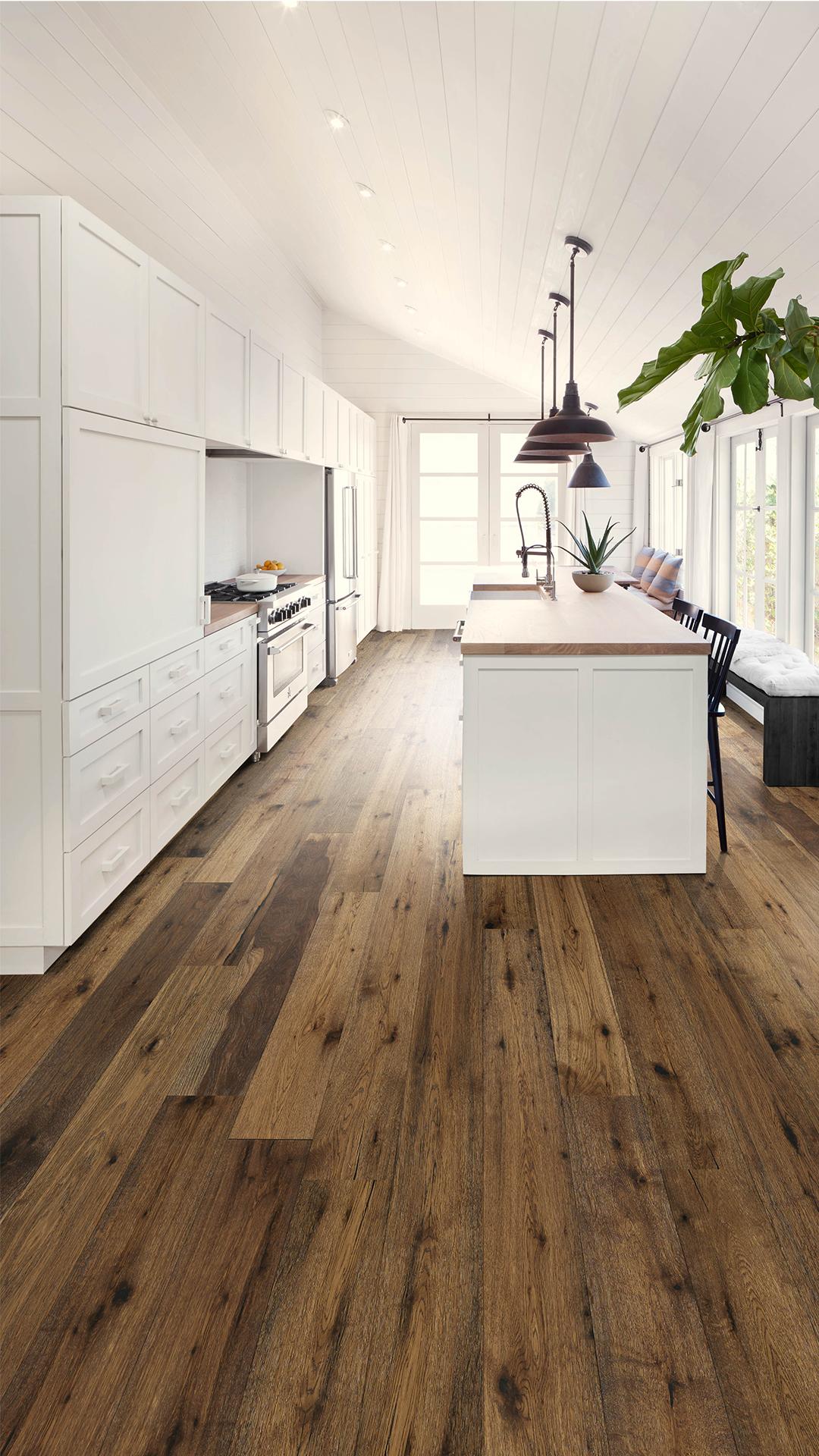 Pin On Kitchens With Hardwood Floors