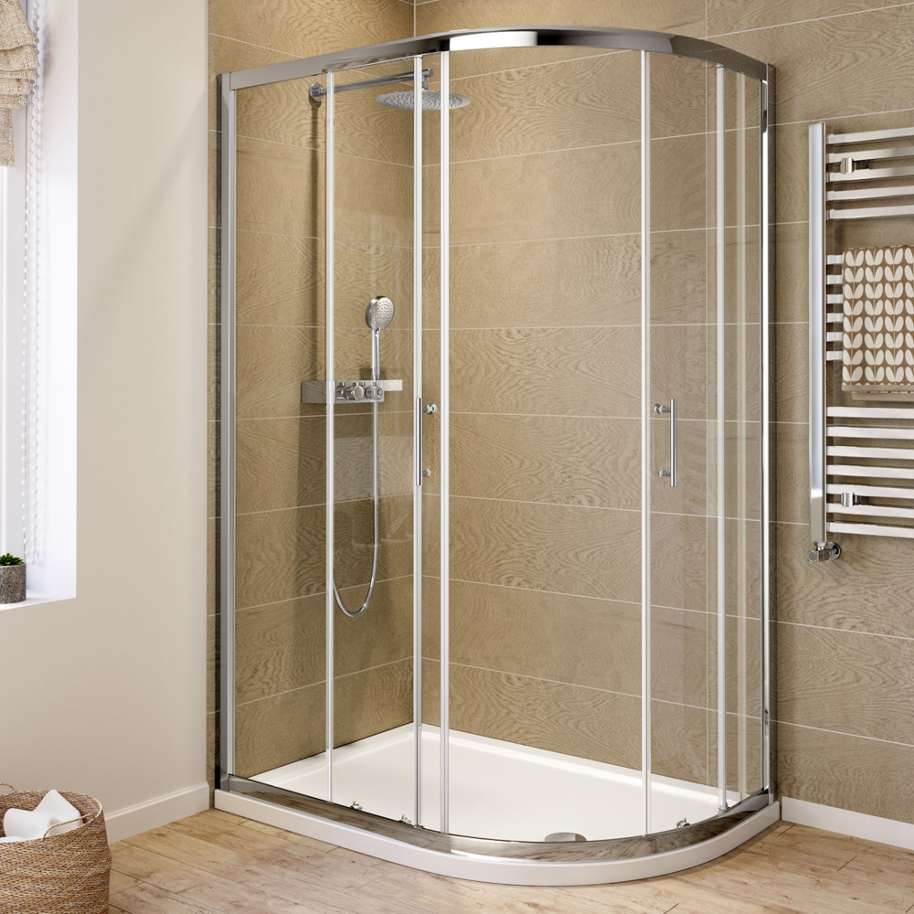 Pin By Gina O Neil On River House In 2020 Quadrant Shower Enclosures Quadrant Shower